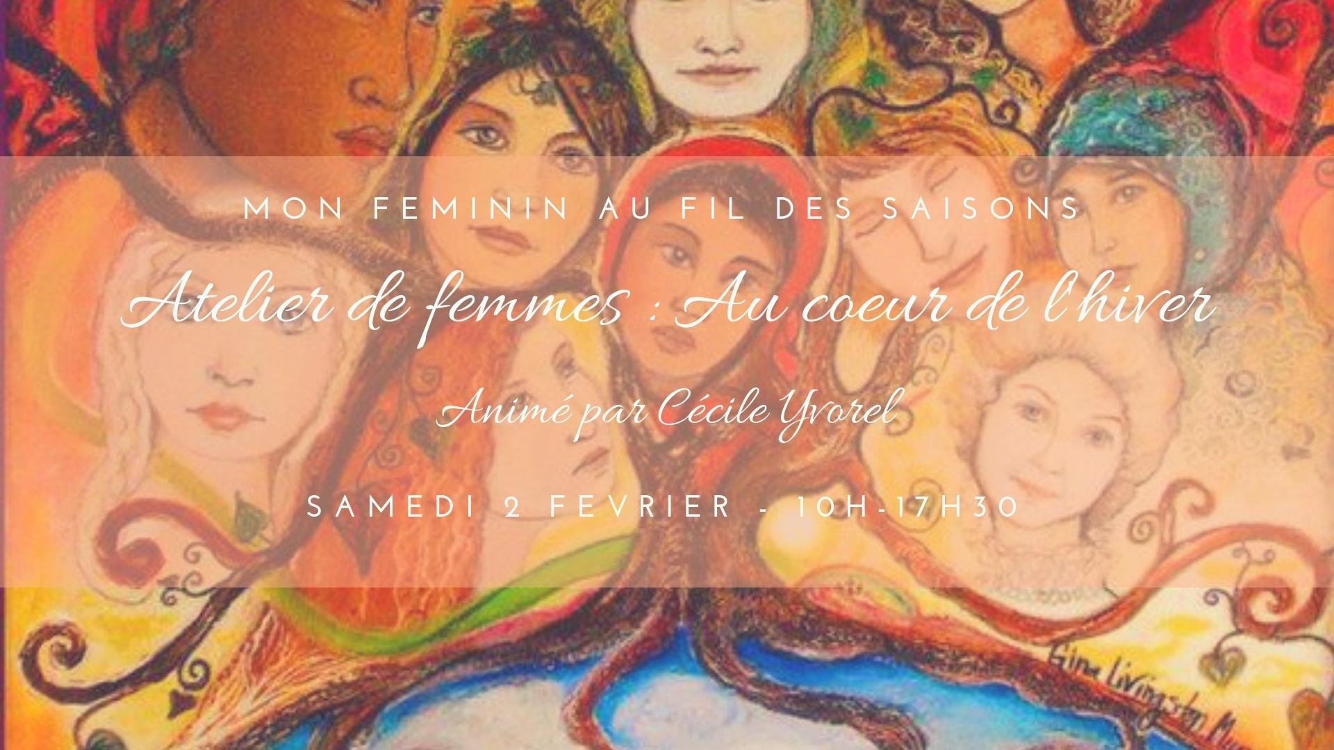 Atelier de femmes : Au coeur de L'hiver